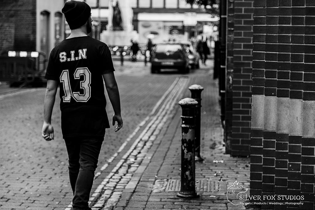 Sin Clothing Fashion Photography | Silver Fox Studios