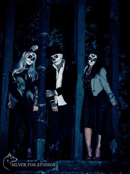Bolongaro Trevor - Day of the Dead Halloween Shoot